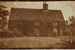 Old photo of Grange Farm