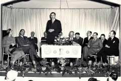 1956-photo speeches-at-opening-of-hall-