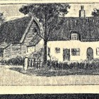 sketch of Maltings Cottages