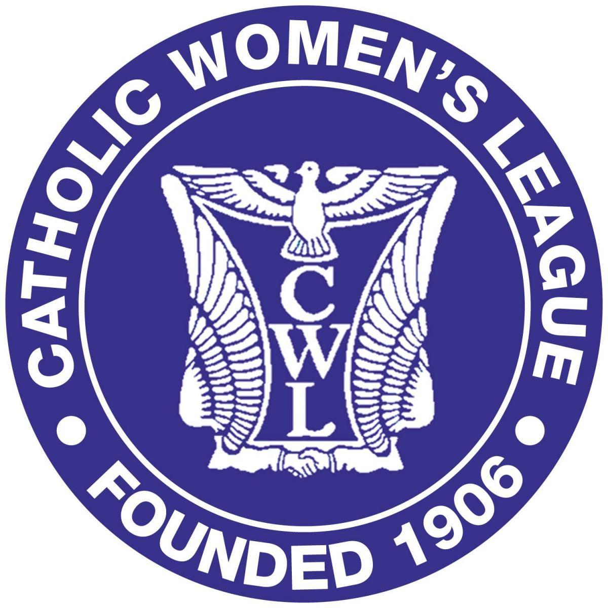 Catholic womens league cwl st peter st thomas more catholic womens league logo biocorpaavc