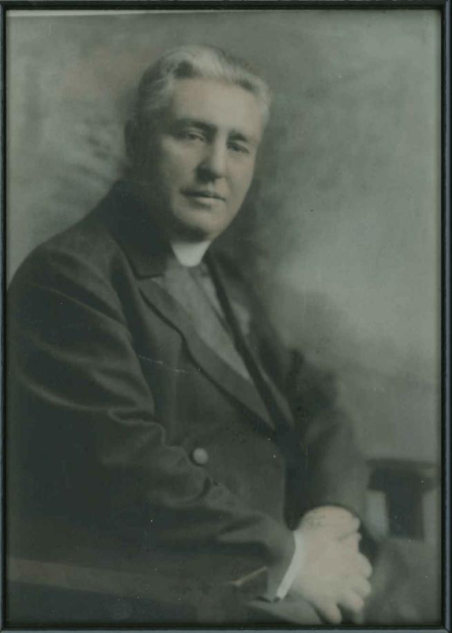 Fr. Edward Bolger, Pastor 1912-1921
