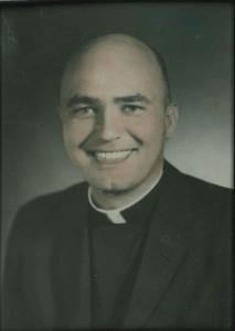 Fr. John McCormack, Pastor 1978-1981
