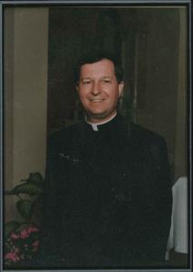 Fr. Matthew Brumleve, Pastor 1996-2004