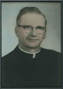 Fr. Robert Crider, Pastor 1981-1986
