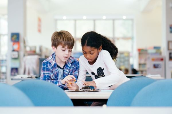 Student-centered Learning - St. Patrick' Episcopal Day School