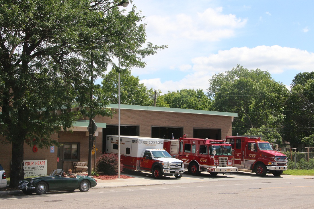 Columbus Fire Station 15