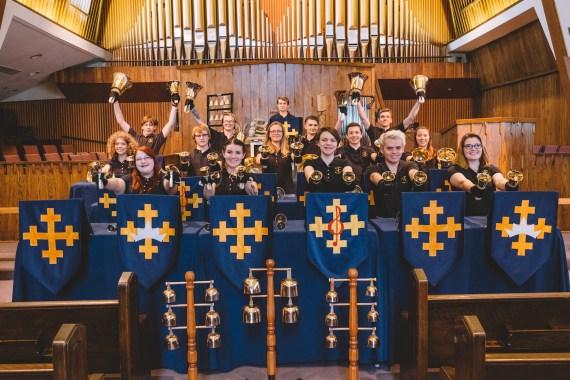 Wesley Bell Ringers Concert, Christ UMC, Salt Lake City, UT