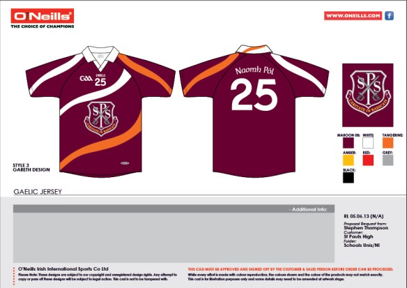 St Pauls Bessbrook_Style 3 Gareths Design