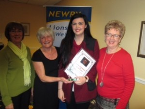 Youth Award 2014 Newry heat