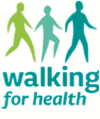 Walking for health image.