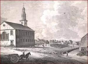 St Pauls 1750