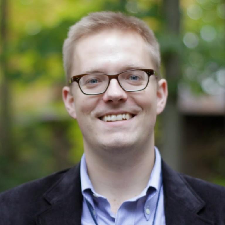 Daniel Driver : Parish Theologian
