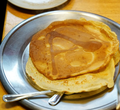 A' pancake