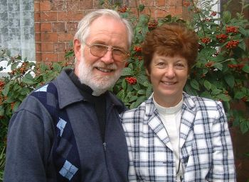 photo of Geoff and Gill Kimber