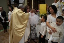 Post Baptismal Anointing