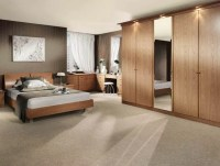 Contemporary Fitted Bedroom Furniture from Strachan