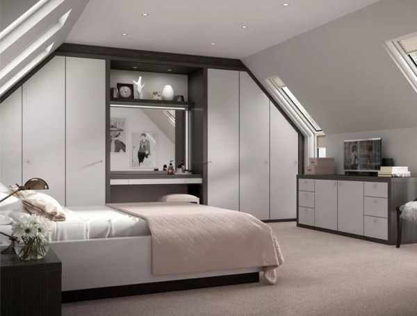 built in bedroom furniture ideas Luxury Fitted Bedroom Furniture & Built in Wardrobes