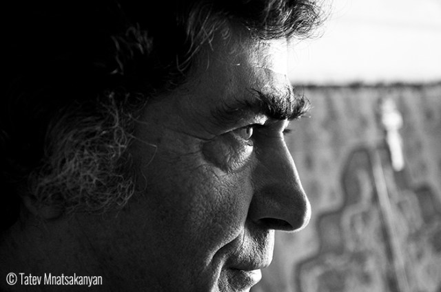 Tatev_Mnatsakanyan_Diaspora_1Honoured famous artist from Belgium, Levon Hovhannisyan