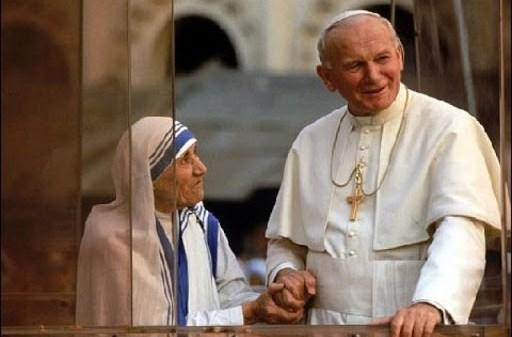 Bħal-lum 35 Sena Il-Papa Żar Lil Madre Tereża F'Kalkutta U Flimkien Taw X'Jieklu Lill-Morda