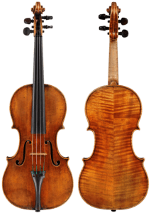 "Violin | Pietro Guarneri II, Venice, 1735, ""Wahl"""