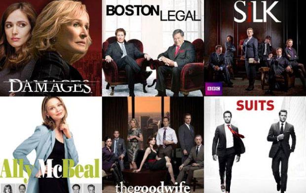 Anwalt Serien