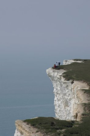 A precarious picnic point