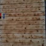 Holztür entlackt sandstrahlen