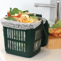 Kitchen Caddy Used Appliances For Sale Vented Use With Compost A Bag