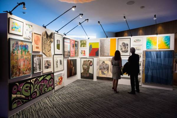 Vancouver Art Auction Raises 1.2 Million