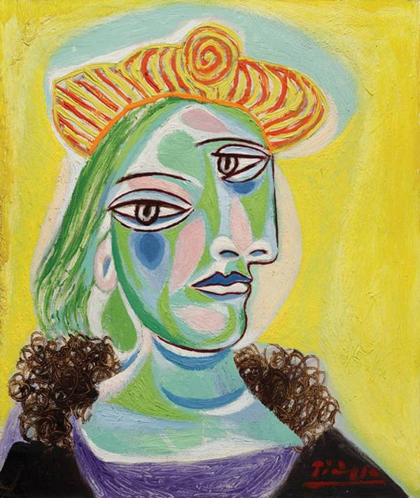 Pablo Picasso Paintings of Women