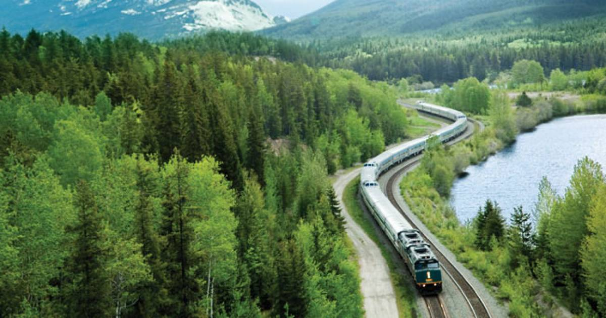 Via Rail Offers Young Travellers Discounted Cross Canada