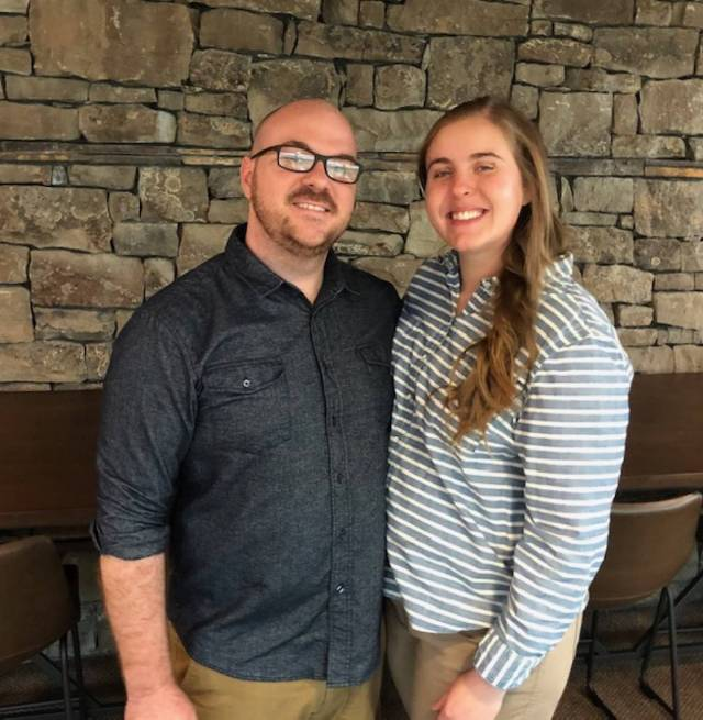 Community-minded restaurant operators Kristen and Jakob Lillvik, of Rooted in the Gorge, are passionate about seasonal, local ingredients.