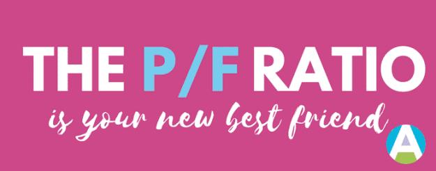 PF ratio