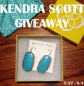Kendra Scott earrings 2