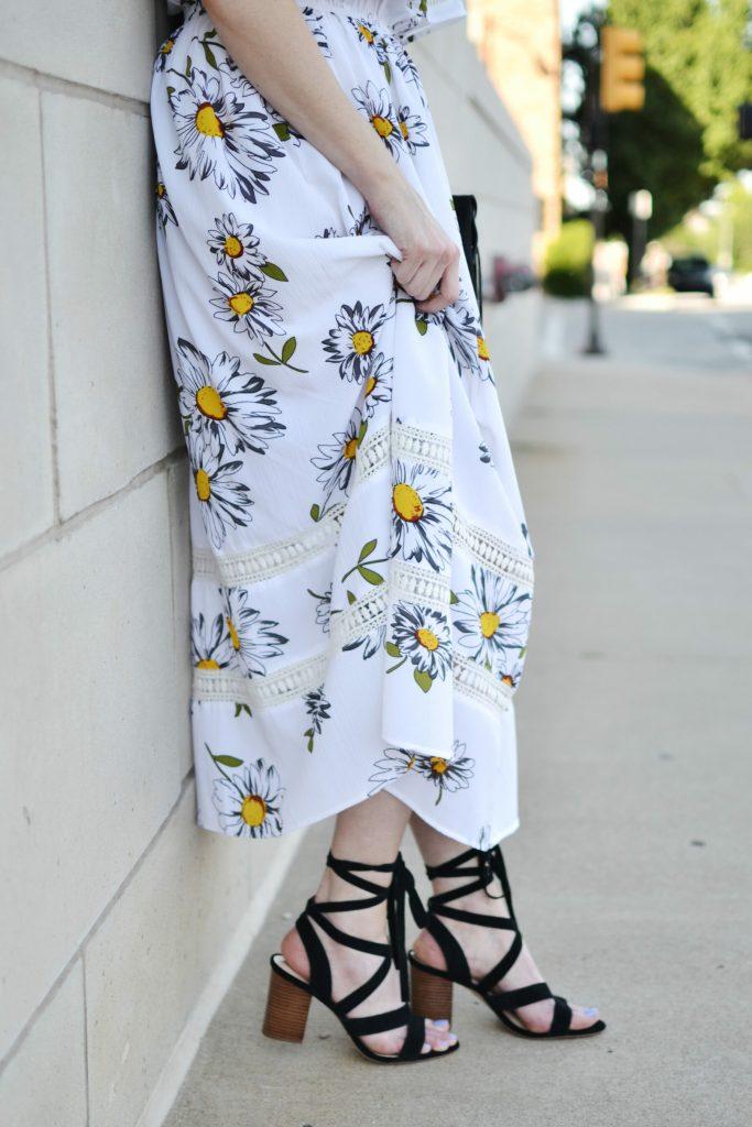 daisy dress - one dress, four ways