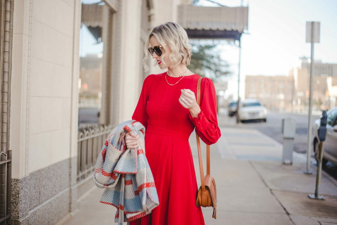 5 Ways To Wear Red Valentine S Day Outfit Ideas Straight A Style