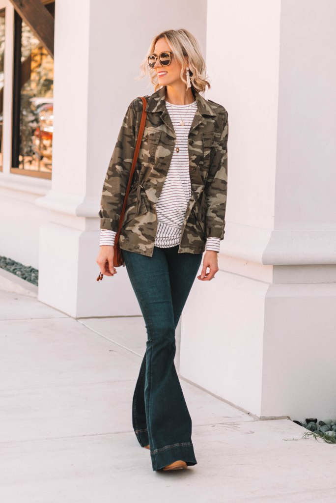 camo and stripes a fun and easy print mix
