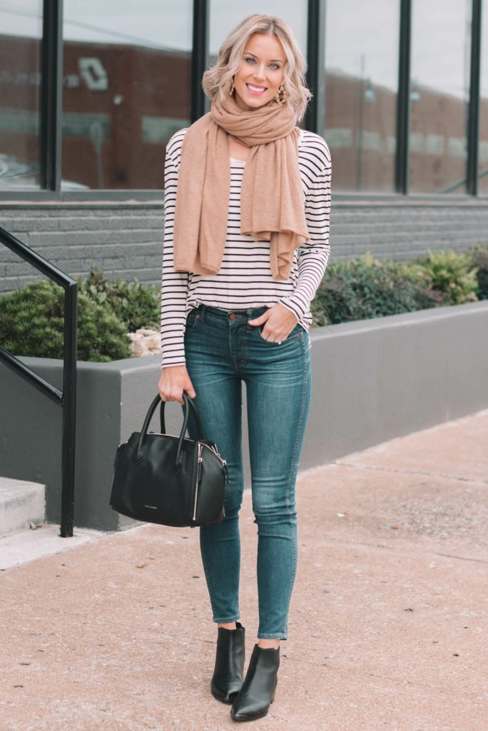 easily switch up your wardrobe by layering different things