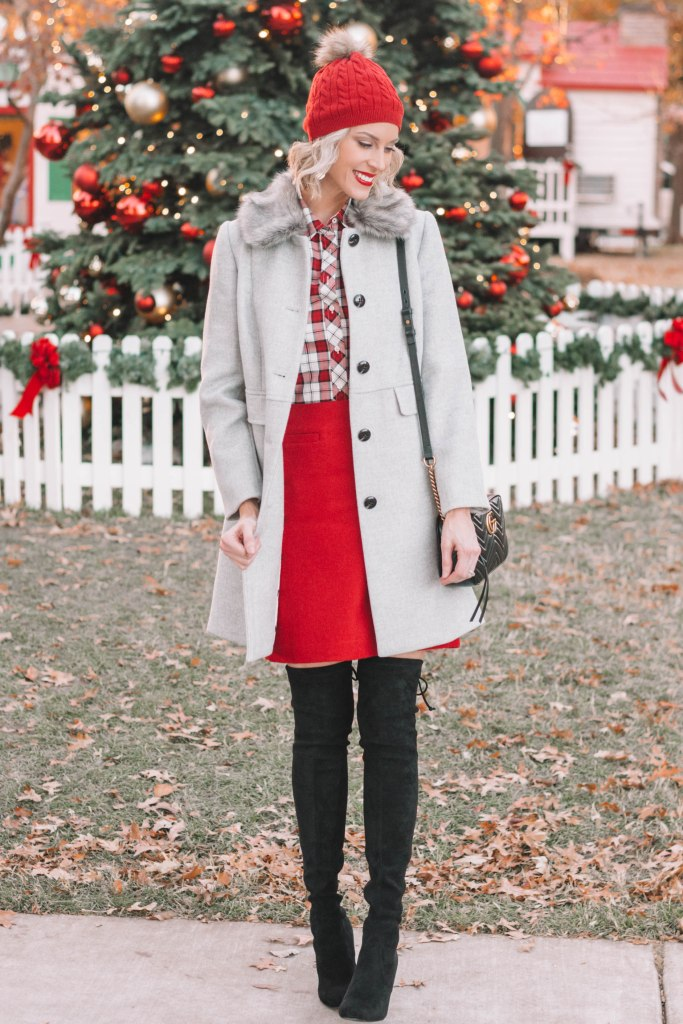 Holiday Ready Look with Talbots