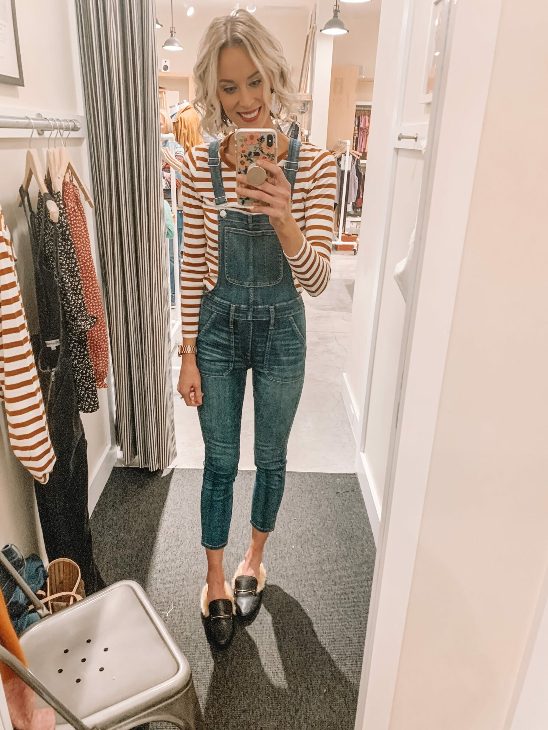 a396a98e Old Navy and Madewell Try On for Spring + Madewell Galentine's Event ...