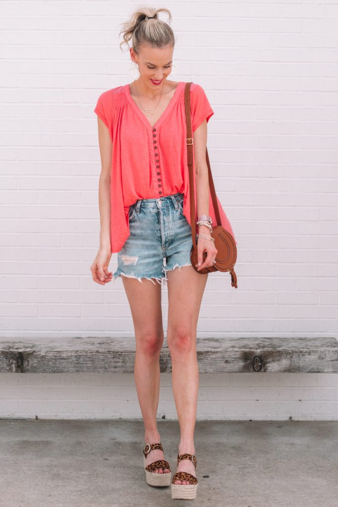 how to transition a summer top to fall