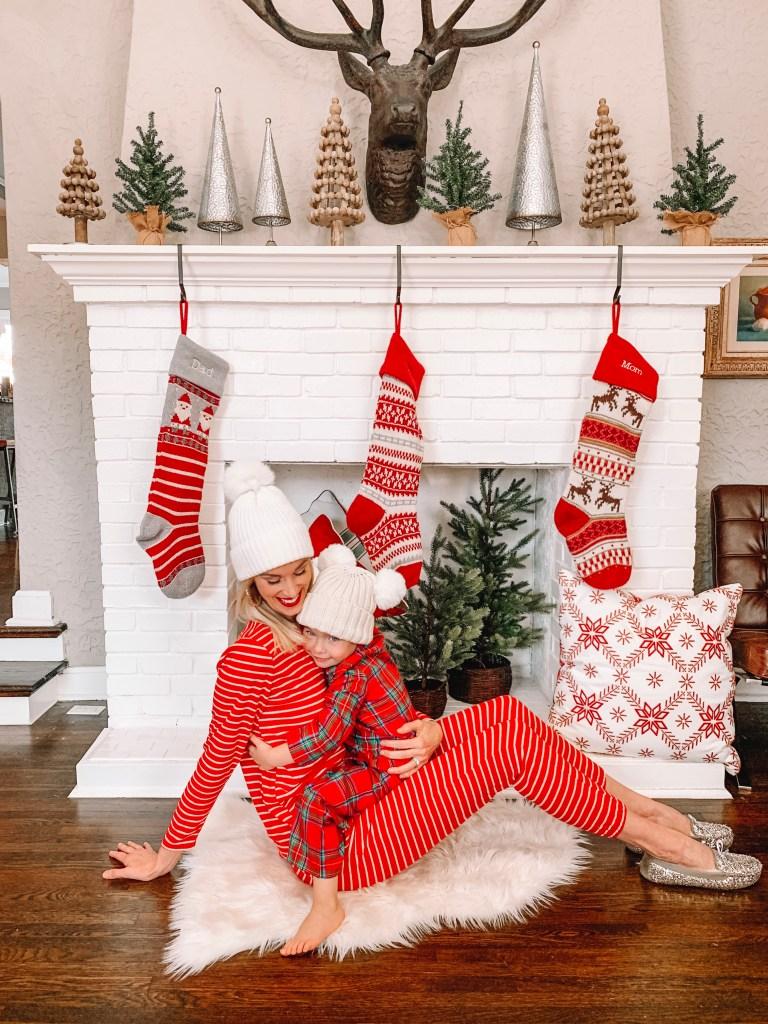 where to buy matching family Christmas pajamas