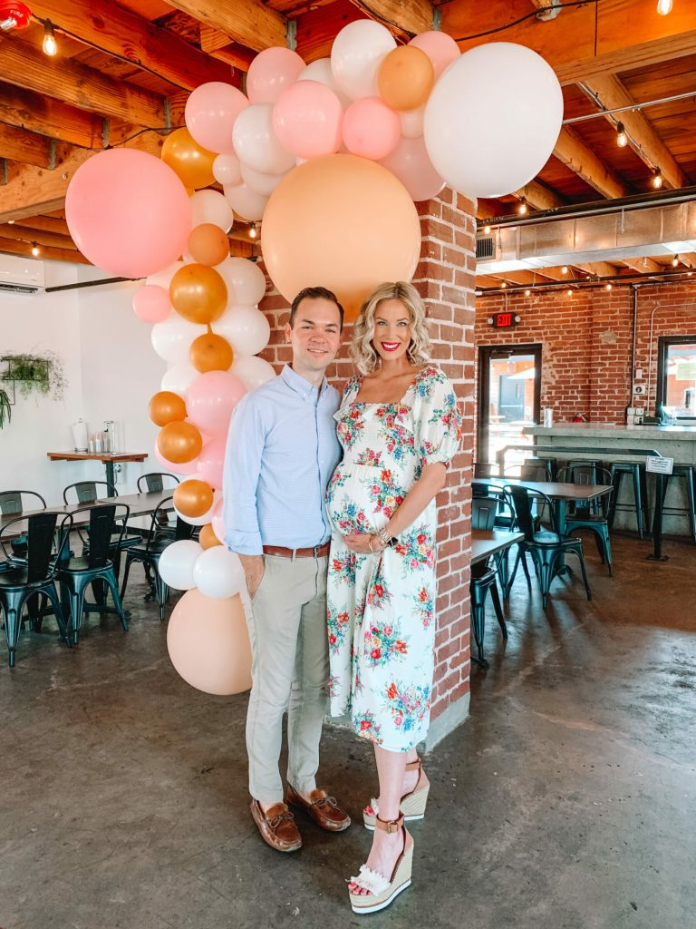 So excited to be sharing some details and photos from our special baby shower.