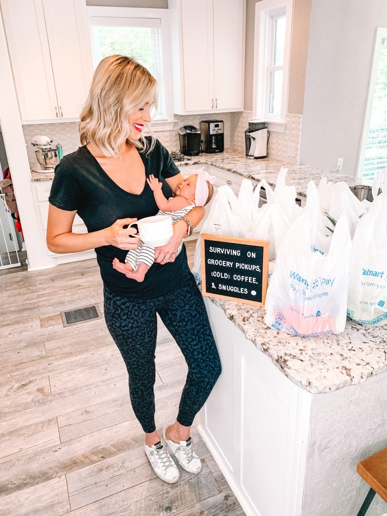 Ever wondered how to use Walmart's online pickup & delivery service? We've used and loved it for years! Sharing all the details today on how we make our grocery trip happen each week!
