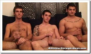 amateur straight guys - Forrest, Logan, Pyro (1)