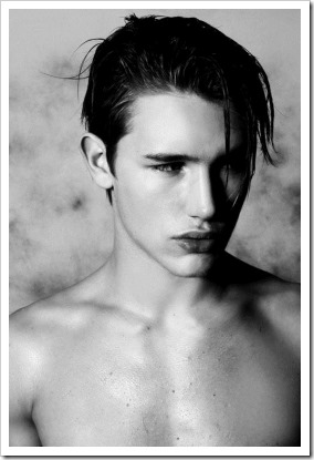 paddy (patrick) mitchell - hollister and abercrombie model (158)