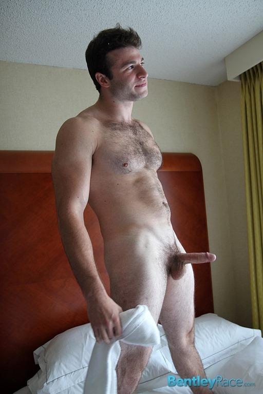 With davis nude male ass