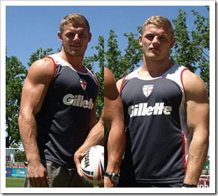 English rugby league player Thomas Burgess (6)