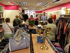 Charity shop, Bedfordshire