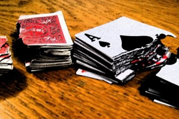 Torn cards